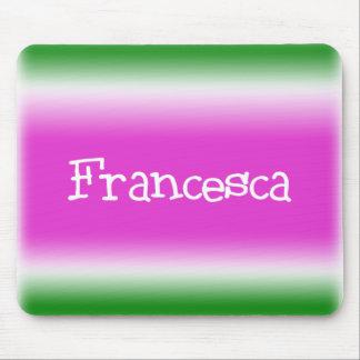 Francisca Mousepad
