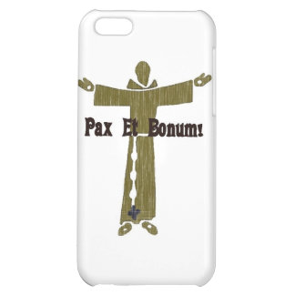 Franciscan Greetings Cover For iPhone 5C