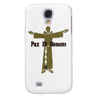 Franciscan Greetings Galaxy S4 Covers