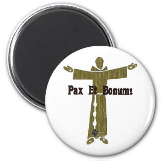 Franciscan Greetings Magnets