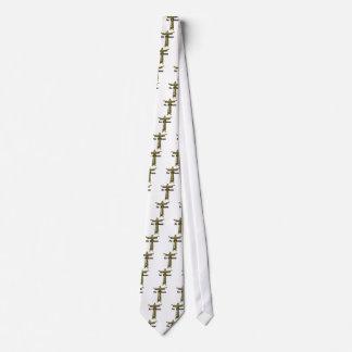 Franciscan Greetings Neck Tie