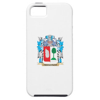 Francisco Coat of Arms - Family Crest iPhone 5 Cover