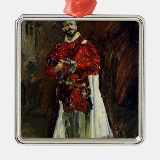 Francisco D'Andrade como Don Giovanni, 1912 Ornamente De Reyes