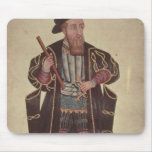 Francisco de Almeida, illustration Mouse Pad
