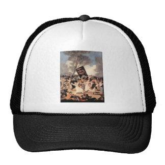 Francisco de Goya - el entierro del Sardina Gorro