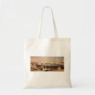 Francisco de Goya - Folk Festival at the San Isidr Tote Bags