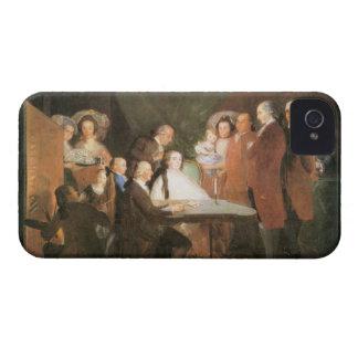 Francisco de Goya - La famille de l infant Don Lou Blackberry Cases