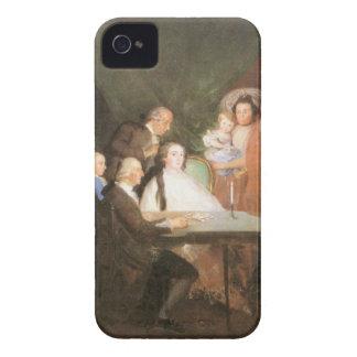 Francisco de Goya - La famille de l infant Don Lou Blackberry Bold Covers