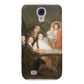 Francisco de Goya - La famille de l infant Don Lou Galaxy S4 Covers