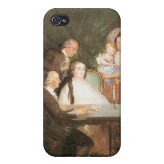 Francisco de Goya - La famille de l infant Don Lou Case For iPhone 4