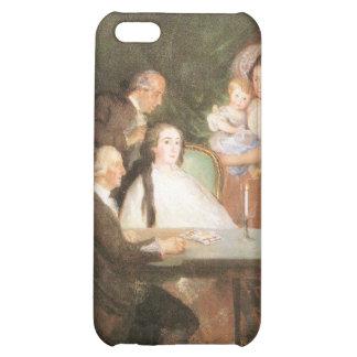 Francisco de Goya - La famille de l infant Don Lou Cover For iPhone 5C