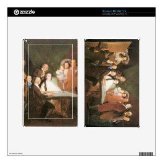 Francisco de Goya - La famille de l infant Don Lou Skin For Kindle Fire