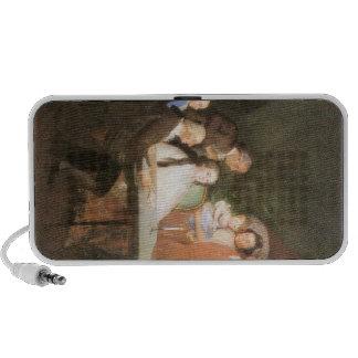 Francisco de Goya - La famille de l infant Don Lou Mini Speakers