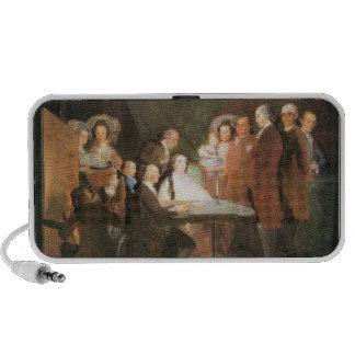 Francisco de Goya - La famille de l infant Don Lou Travelling Speakers