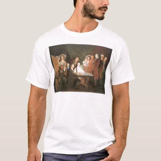 Francisco de Goya - La famille de l infant Don Lou T-Shirt