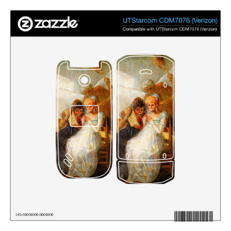 Francisco de Goya - past and present then and now UTStarcom Phone Skins