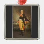Francisco de Goya - retrato du naturaliste Felix Ornatos