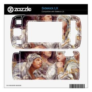 Francisco de Goya - Spectators Sidekick LX Skin