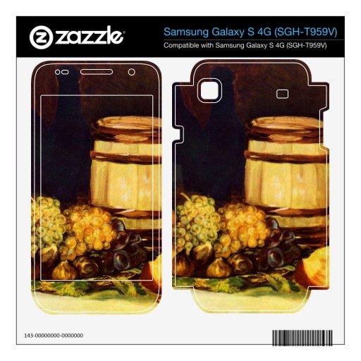 Francisco de Goya - Still life Samsung Galaxy S 4G Decal