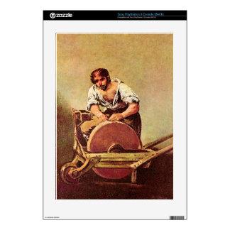 Francisco de Goya - The grinder PS3 Console Skins