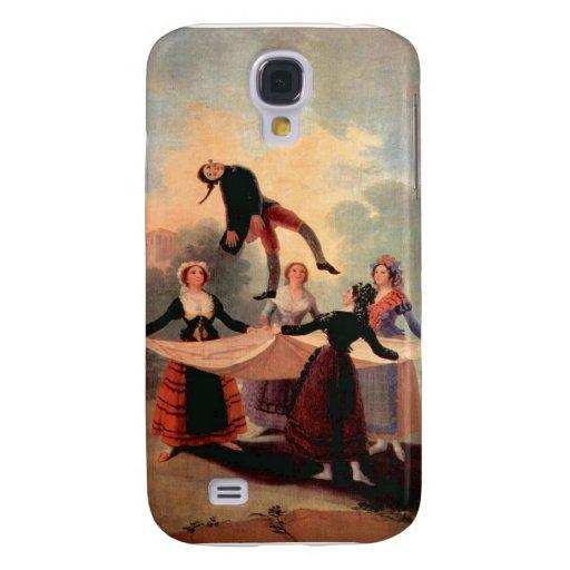 Francisco de Goya - The Jumping Jack Galaxy S4 Cases