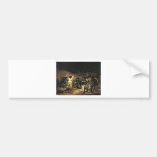 Francisco de Goya The Third Of May Bumper Sticker