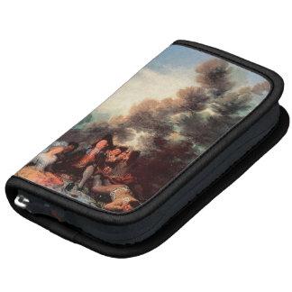 Francisco de Goya - Vesper outdoors Folio Planner