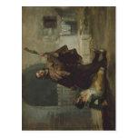 Francisco de Goya y Lucientes Friar Pedro Clubs El Post Card