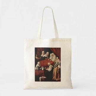 Francisco de Zurbaran- Birth of the Virgin Bag