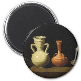 Francisco de Zurbarán Fine Art 2 Inch Round Magnet