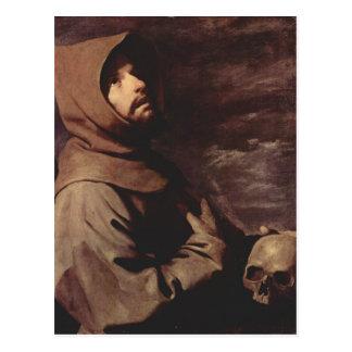 Francisco de Zurbarán Fine Art Post Cards