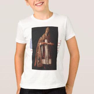 Francisco de Zurbaran- St. Gregory T-Shirt