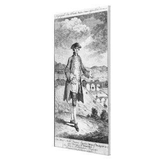 Francisco Egerton 3ro duque de Bridgewater Impresiones En Lona Estiradas