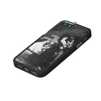 Francisco Goya- Birds of a Feather iPhone 5 Cases