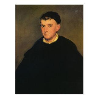 Francisco Goya- Brother Juan Fernandez de Rojas Postcard