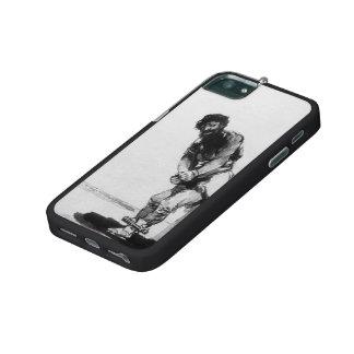 Francisco Goya- Chained Prisoner iPhone 5/5S Case