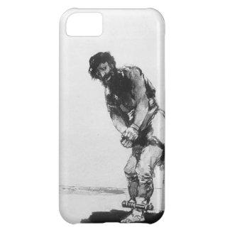 Francisco Goya- Chained Prisoner iPhone 5C Case