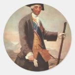 Francisco Goya- Charles III Etiquetas