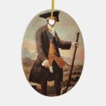 Francisco Goya- Charles III Ornato