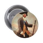 Francisco Goya- Charles III Pins