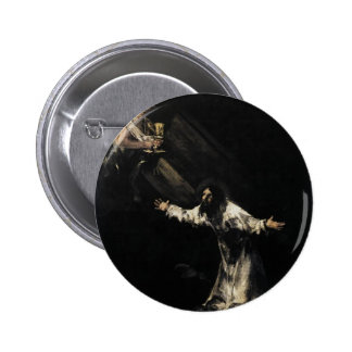 Francisco Goya- Christ on the Mount of Olives Pin