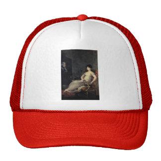 Francisco Goya- Dona María Tomasa Palafox Mesh Hats