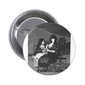 Francisco Goya- Fine advice Button