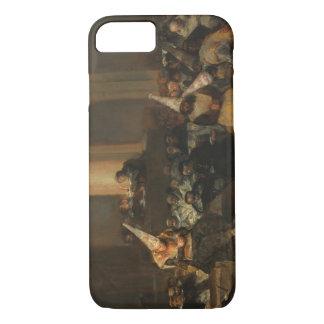 Francisco Goya - Inquisition Scene iPhone 8/7 Case