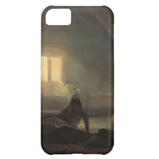 Francisco Goya- Plague Hospital iPhone 5C Covers