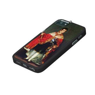 Francisco Goya- Portrait of Ferdinand VII iPhone 5/5S Cases