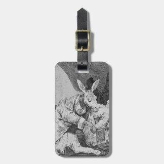 ¿Francisco Goya- qué él morirá? Etiquetas Maletas