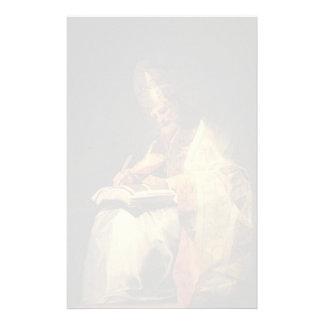 Francisco Goya- Saint Gregory Stationery