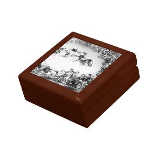 Francisco Goya- Spanish Entertainment Keepsake Boxes