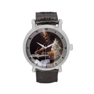 Francisco Goya- St Gregory el grande Reloj